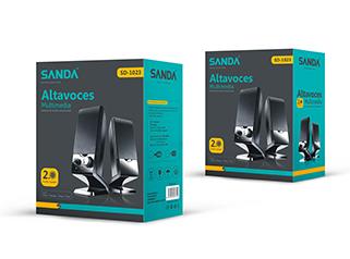 意大利SANDA 电子科技